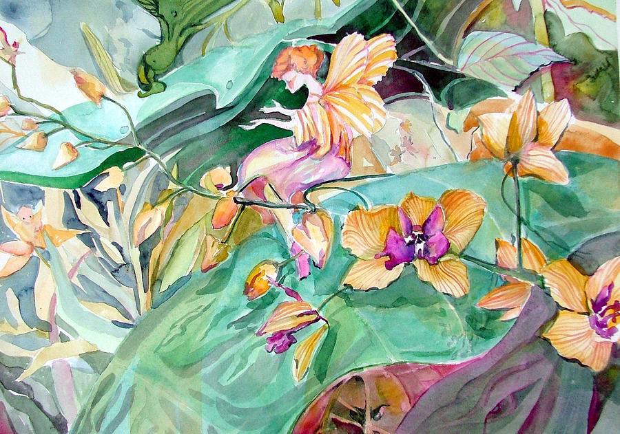 Fairy Garden Painting