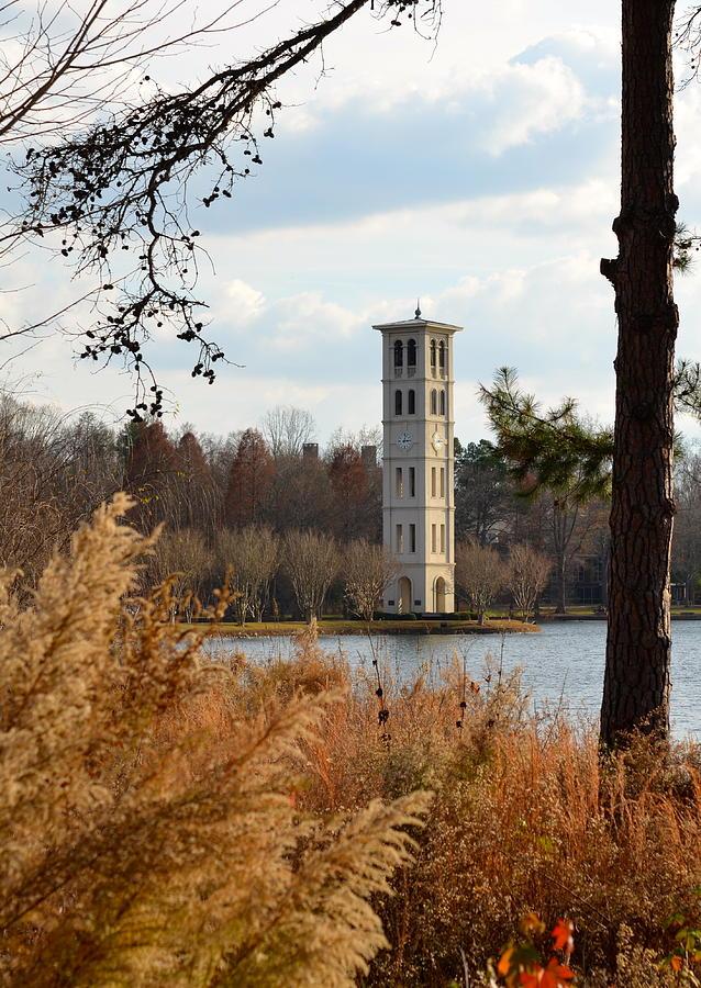 Autumn Photograph - Fall At Furman by Corinne Rhode