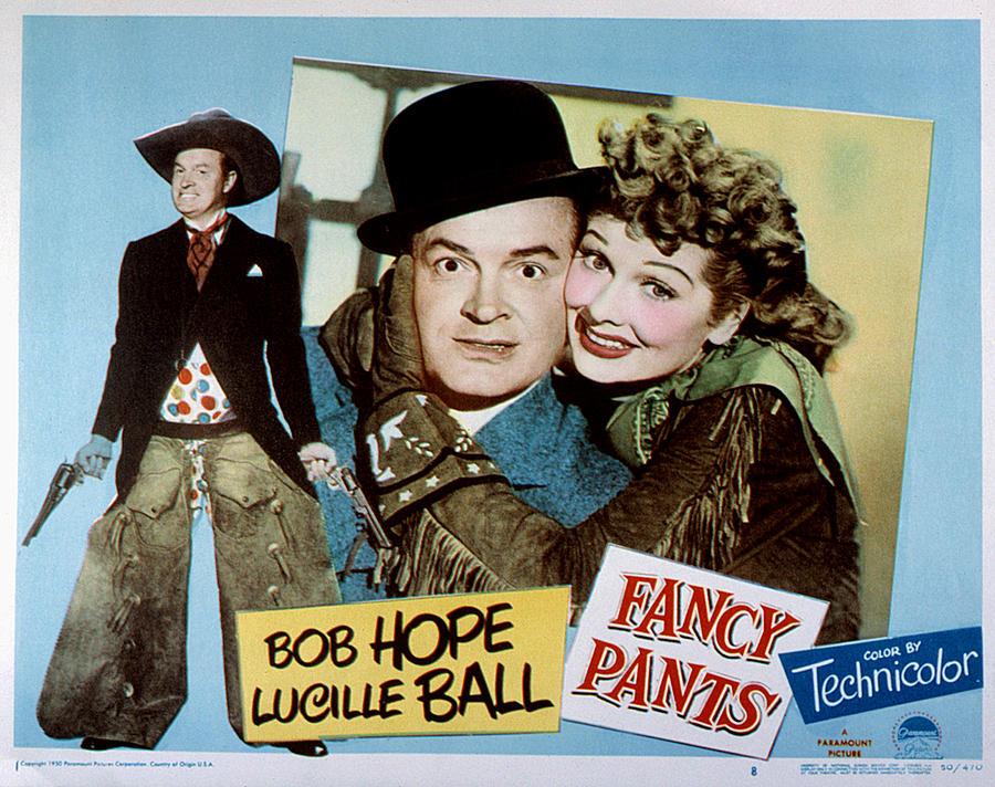 Fancy Pants, Bob Hope, Lucille Ball Photograph