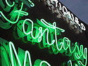 Photograph - Fantasy- Signs Of The Stimes-top Neon Graffiti Collection by Signsofthetimescollection