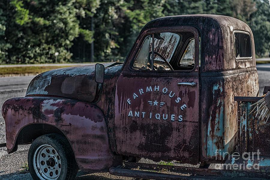 Farmhouse Antiques Photograph