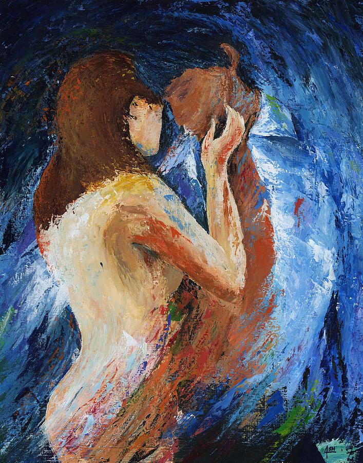 Fierce Painting