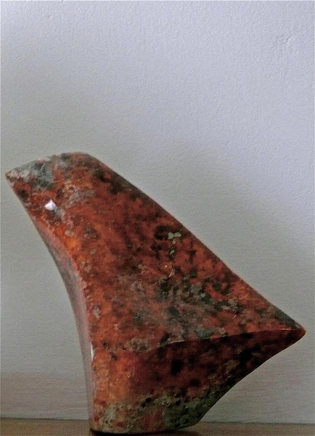Fifth Chakra Humming Bird Sculpture