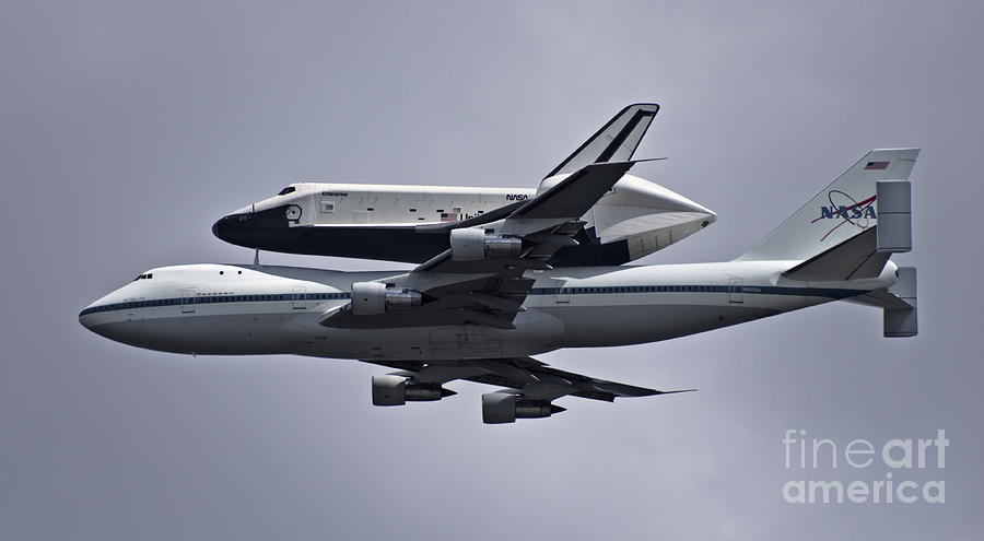 Final Approach Photograph