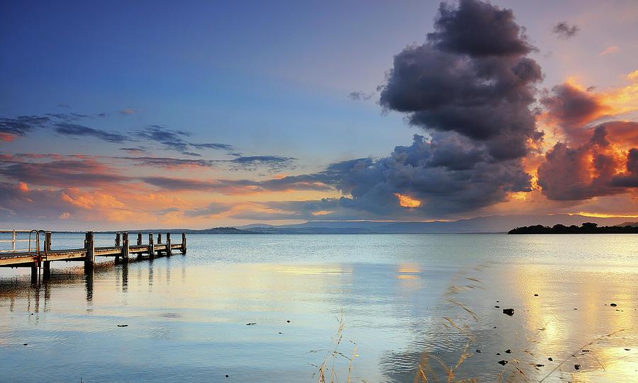 Landscape Photograph - Finishing Touch by Kieran OConnor