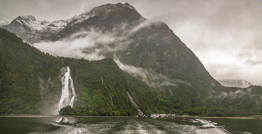Fiordland National Park Photograph