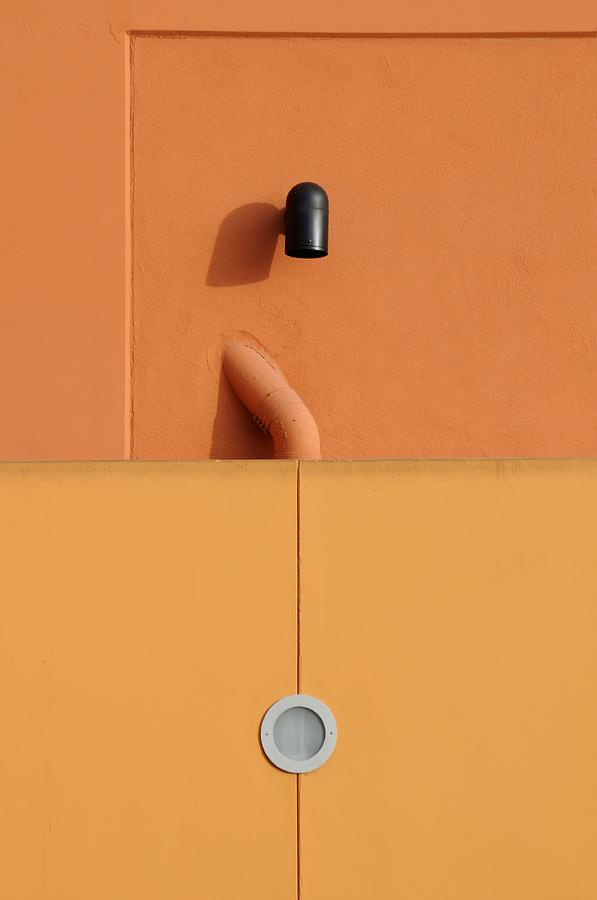 Abstract Photograph - Fixtures by Dan Holm