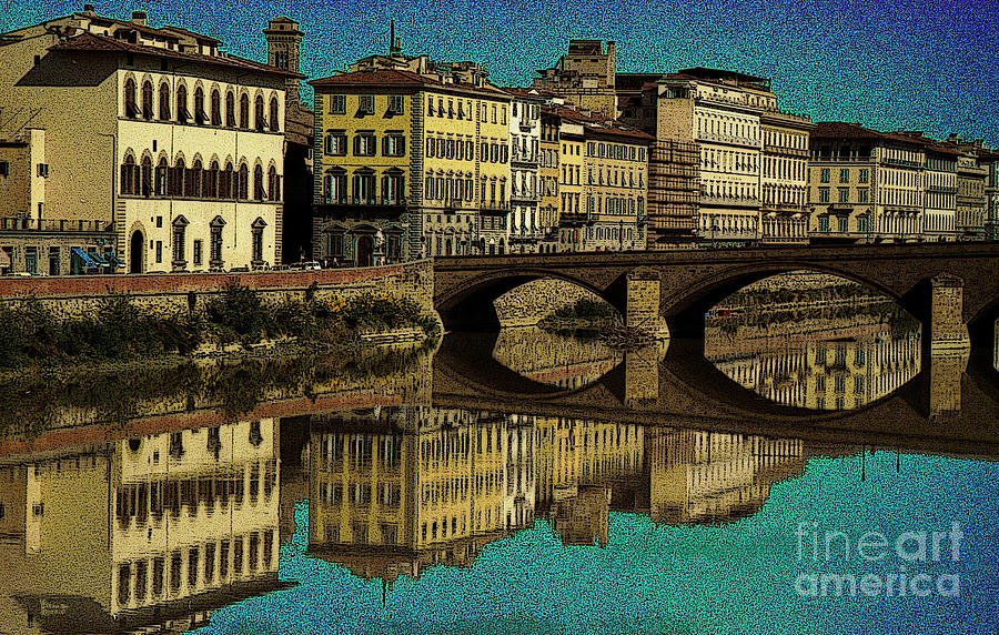 Florence Photograph - Florence by Jeff Breiman
