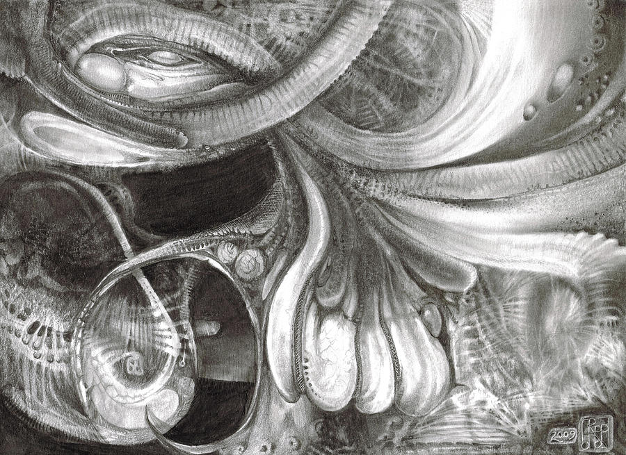 Fomorii Pod Drawing