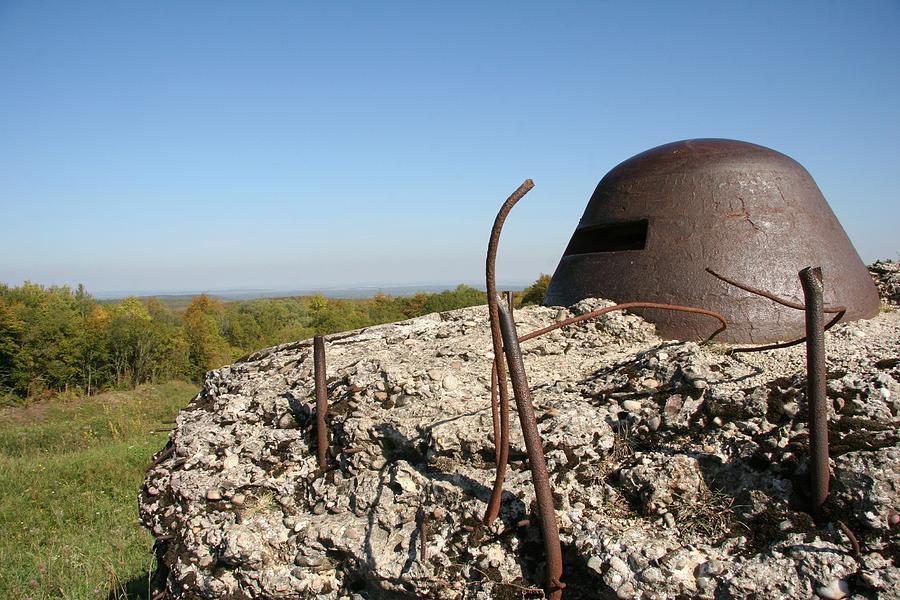 Fort De Douaumont - Verdun Photograph