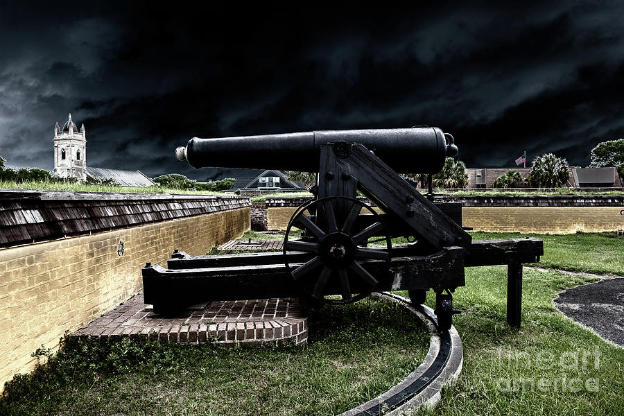 Fort Moultrie Magic Photograph