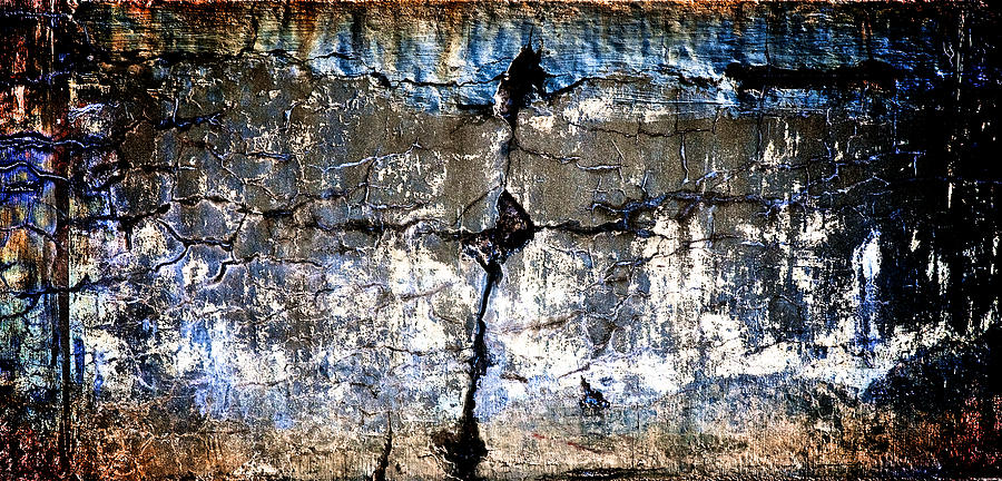 Industrial Photograph - Foundation Two by Bob Orsillo