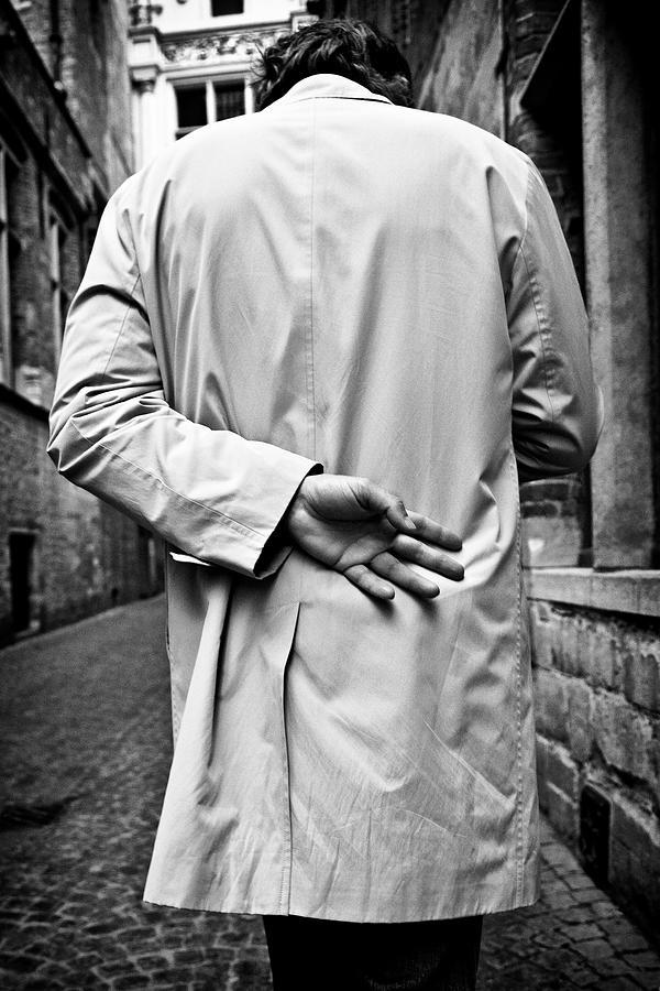 Man Photograph - Four by Dave Bowman