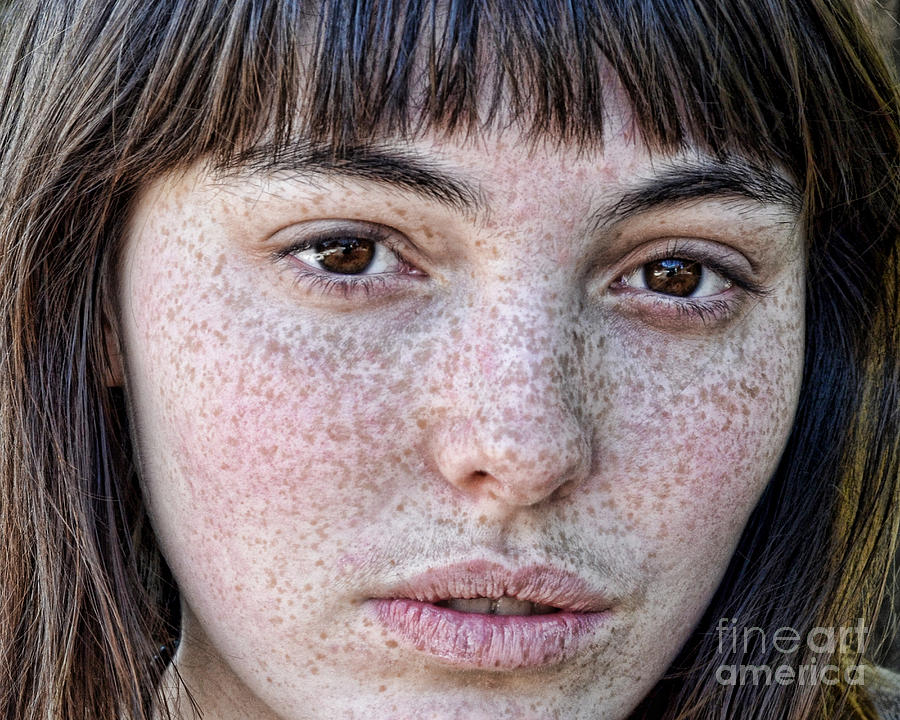 Freckle Pussy 14