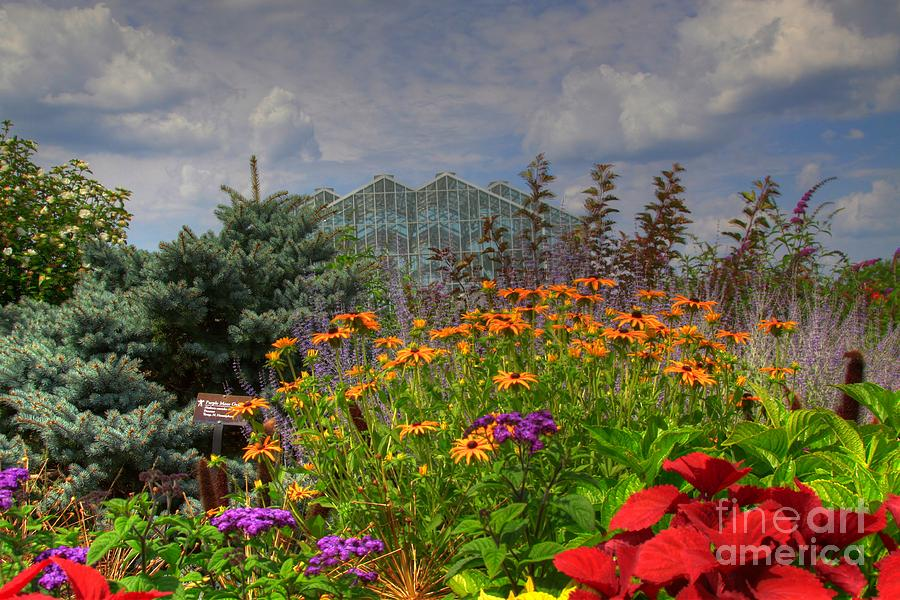 Frederik Meijer Gardens 4 Photograph By Robert Pearson