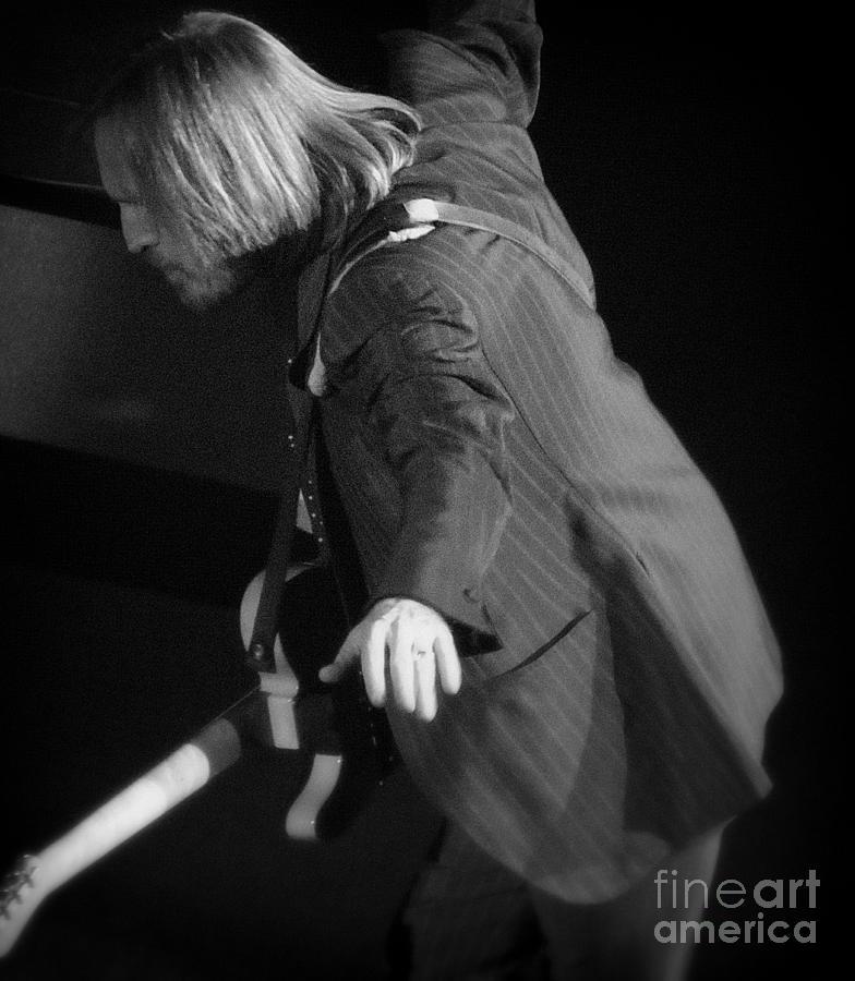 Free Fallin - Tom Petty Photograph