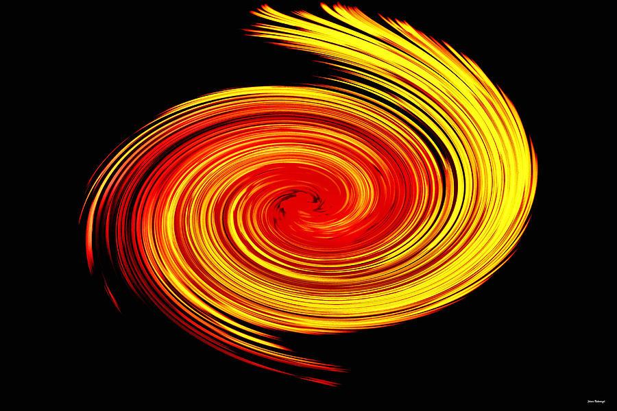 Abstract Photograph - Galaxy by Johann Todesengel