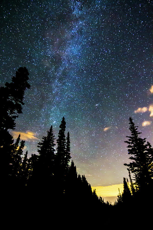 Galaxy Rising Photograph