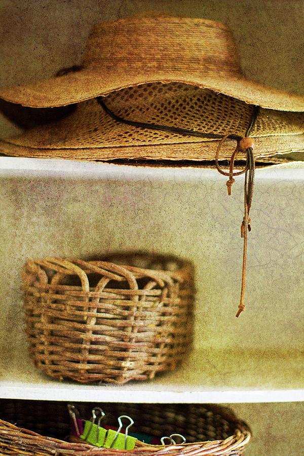 Garden Hats Photograph