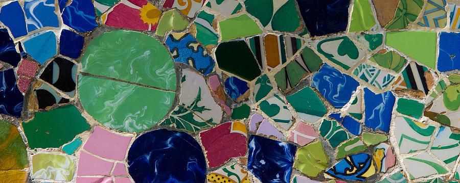 Gaudi Photograph - Gaudi by Peter Verdnik