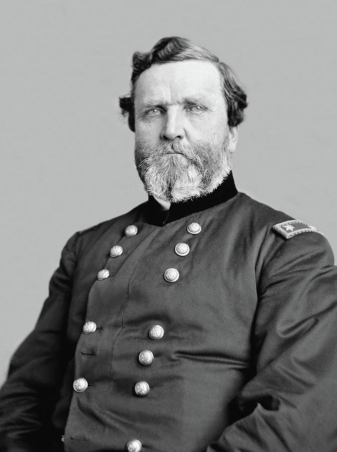 General George Thomas Painting