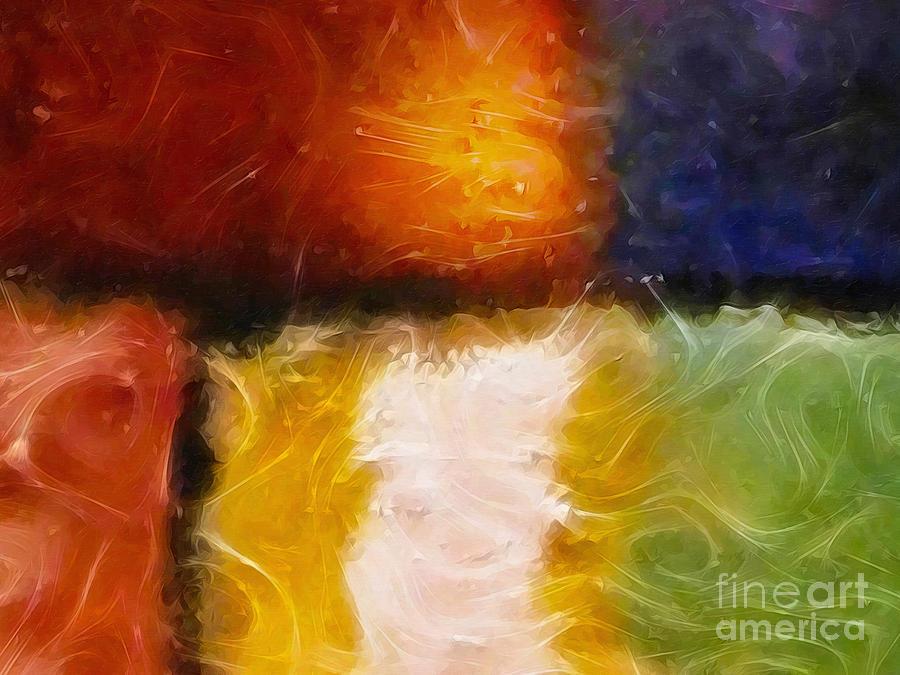 Genesis Iv Painting