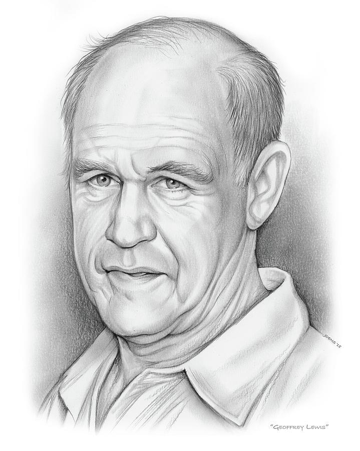 Geoffrey Lewis Drawing