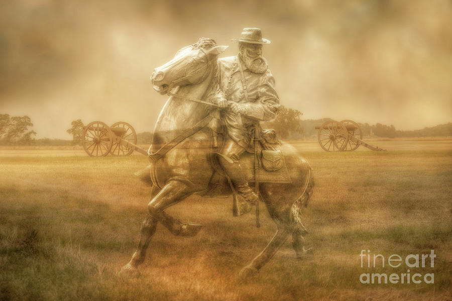 Ghosts Of Gettysburg Rework Digital Art