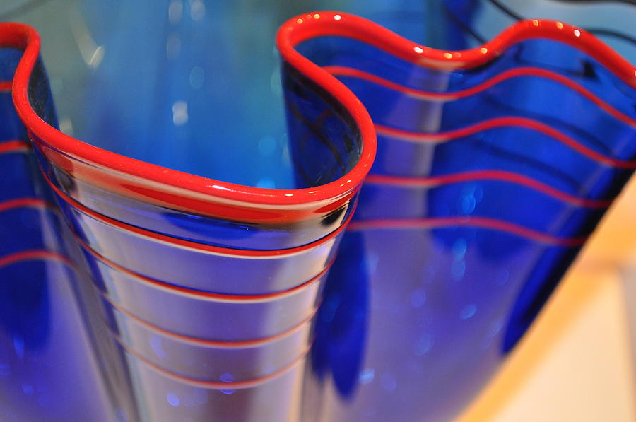 Glass Photograph - Glassworks 1 by Marty Koch