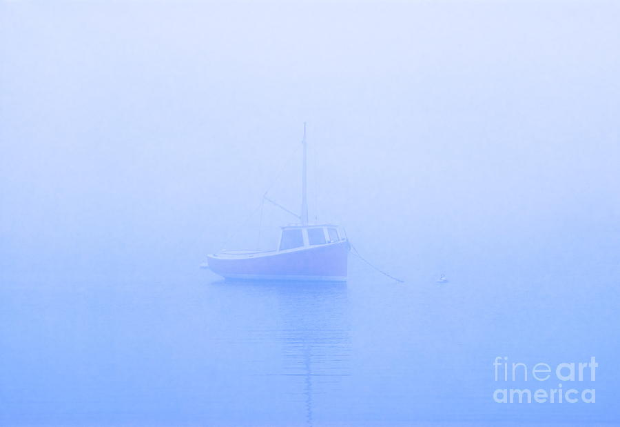 Boat Photograph - Gog Boat by John Greim