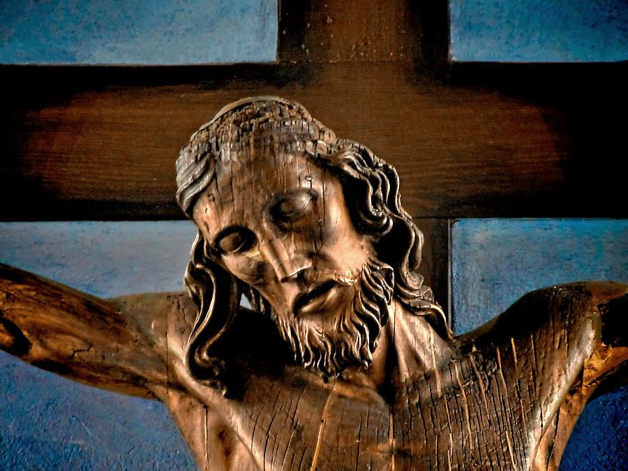 Good Friday Jesus On The Cross Photograph