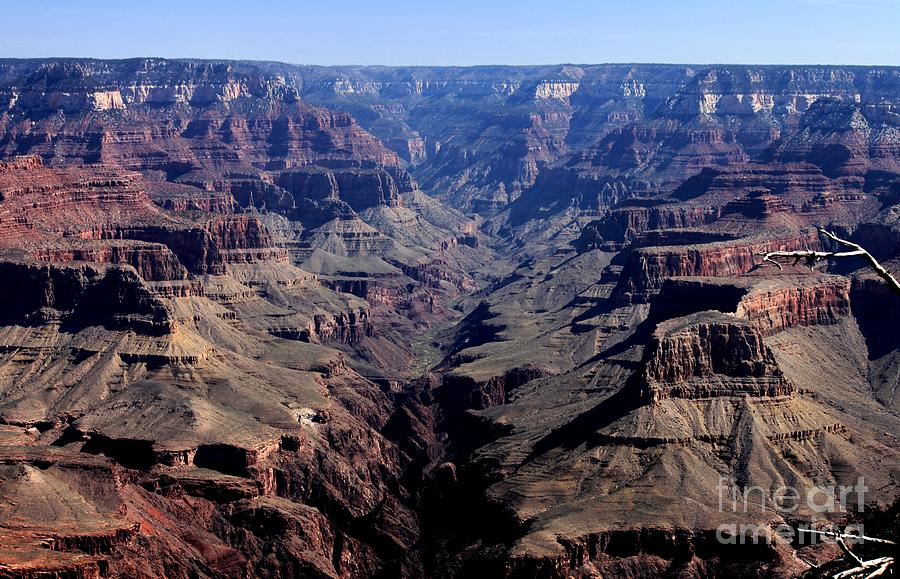 Grand Canyon Photograph - Grand Canyon 2 by Erica Hanel