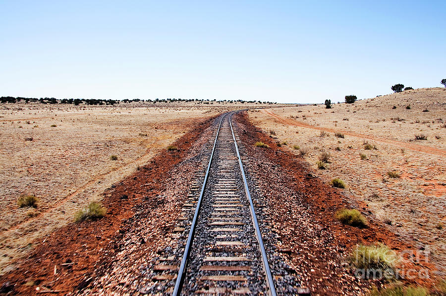 Arizona Photograph - Grand Canyon Railway by Thomas R Fletcher