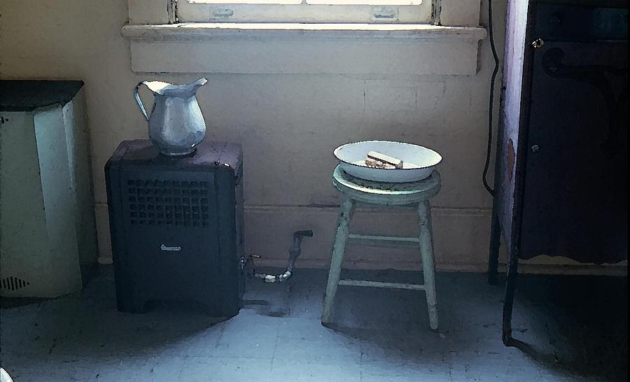 Bathroom Photograph - Grandmas Bathroom by KG Thienemann
