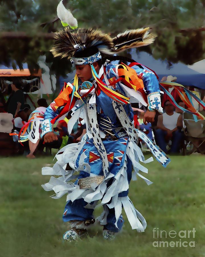 Grass Dancer Photograph