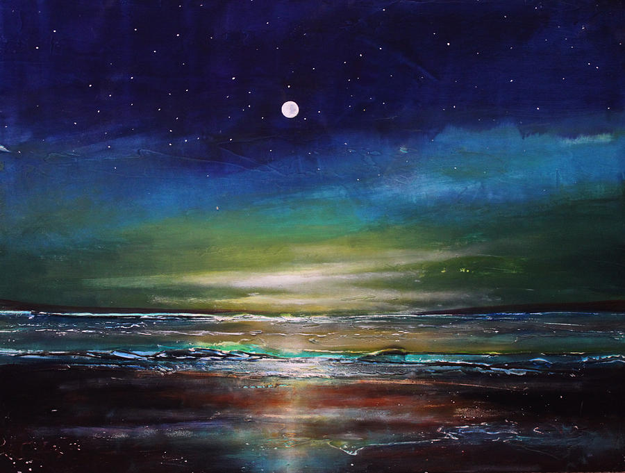 Night Time Oil Paintings