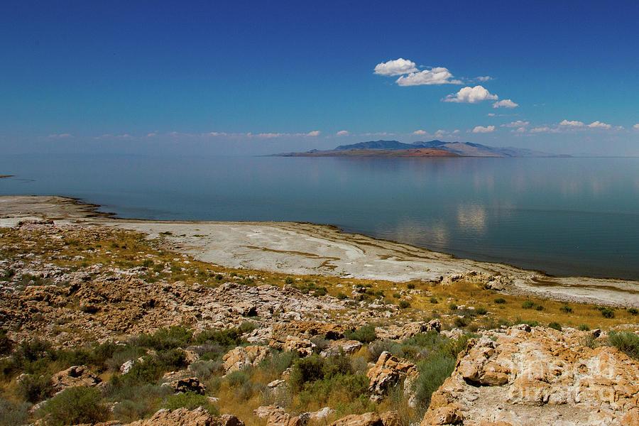 Great Salt Lake, Utah Photograph
