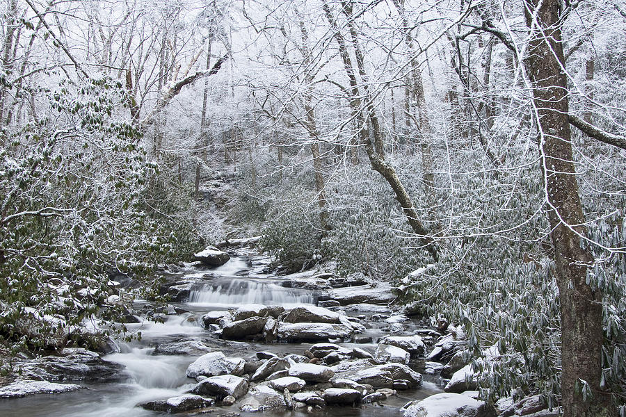 Great Smoky Mountains National Park Winter S Magic
