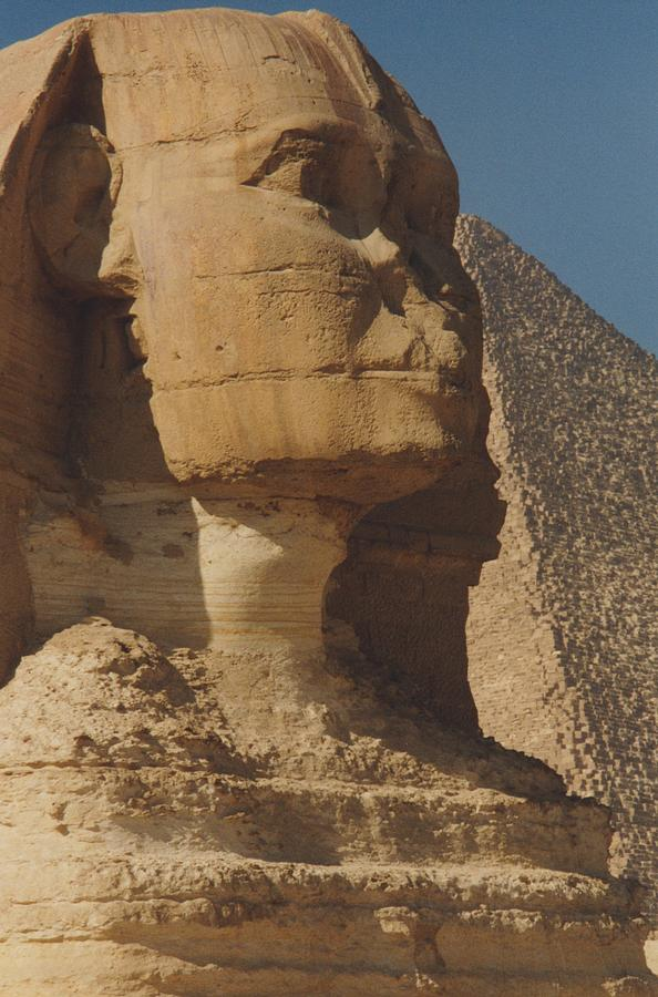Great Sphinx Of Giza Photograph