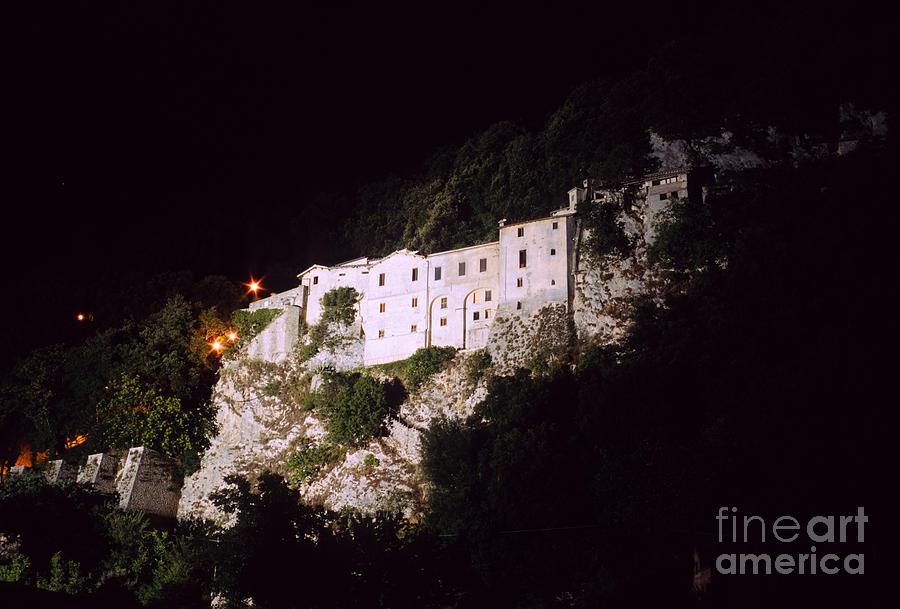 Christian Photograph - Greccio Monastery I by Fabrizio Ruggeri