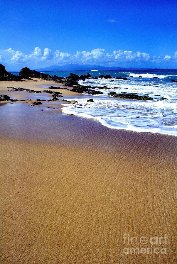 Puerto Rico Photograph - Gringo Beach Vieques Puerto Rico by Thomas R Fletcher