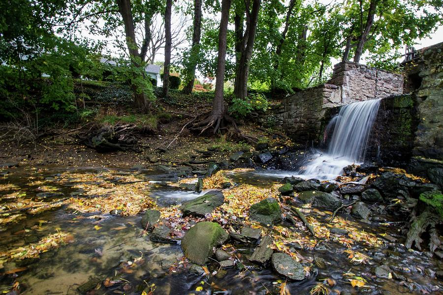 Grist Mill Photograph