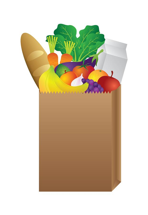 grocery paper Essential for any store, advertise your company with every client purchase custom paper grocery bags and printed lunch bags are a fantastic way for grocery stores and supermarkets to build their brand exposure.