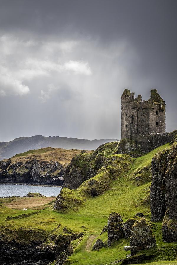 gylen castle is located - photo #9