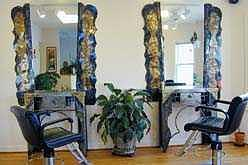 Sculpture - Hair-salon Stations by Don Thibodeaux