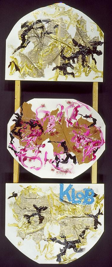 Hamburger Painting - Hamburger by Kevin OBrien
