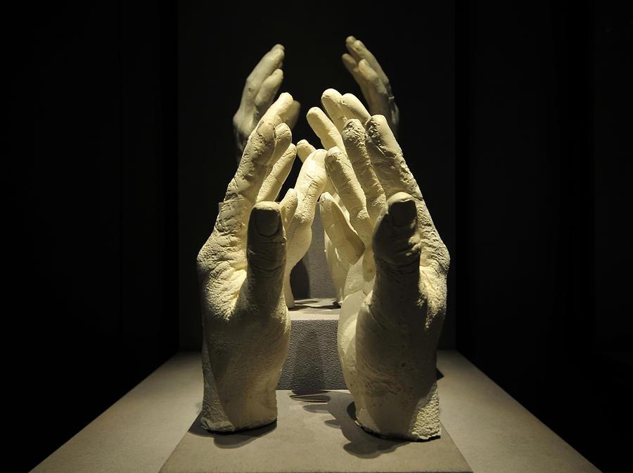 Hands Of Apollo Photograph