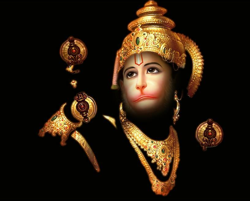 Like Monkey  Photograph - Hanuman by Unknown