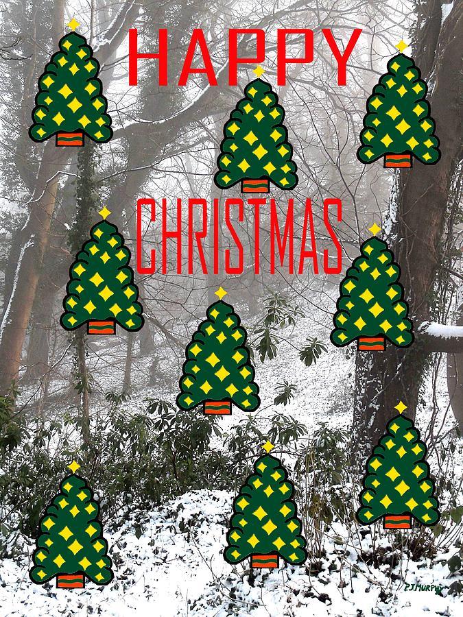 Christmas Photograph - Happy Christmas 22 by Patrick J Murphy
