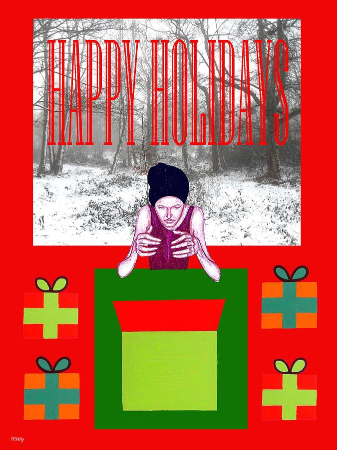 Happy Holidays 63 Painting
